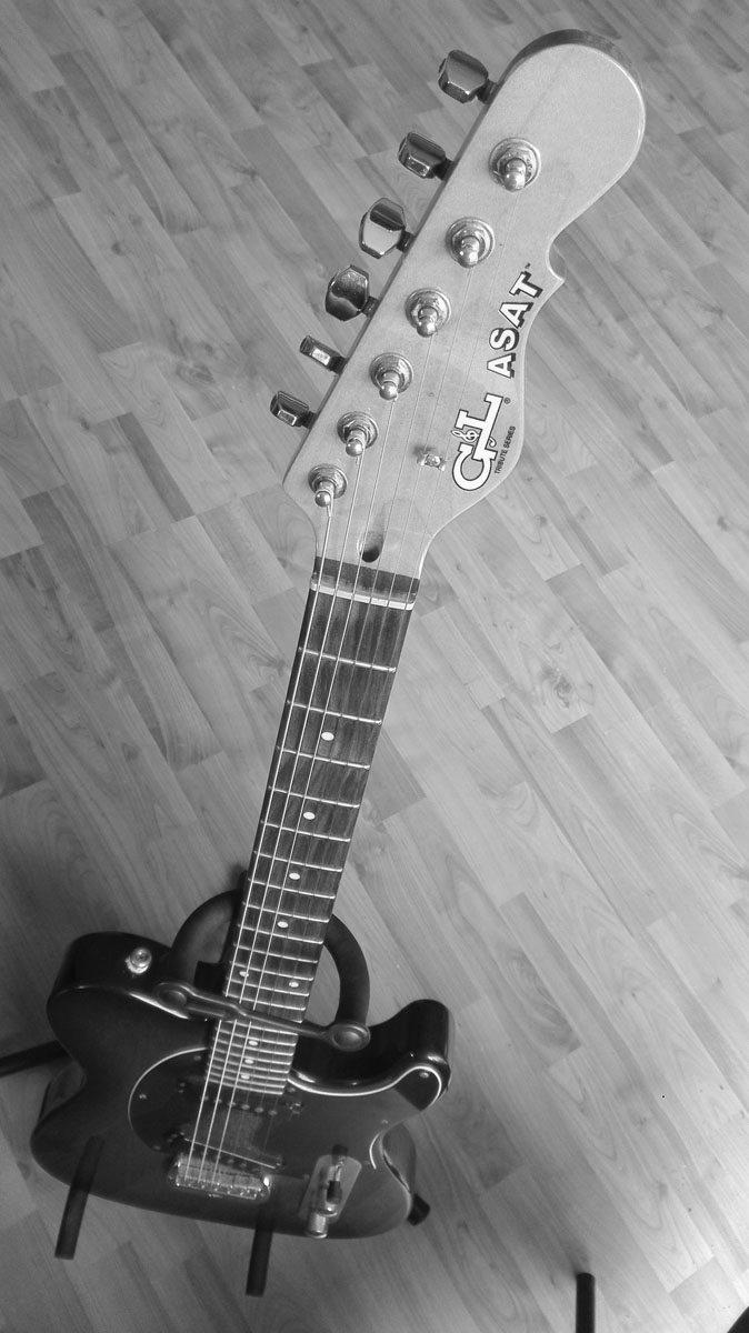 Guitare-électrique
